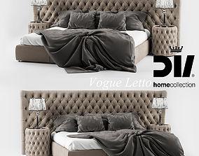3D DV HOME Vogue letto