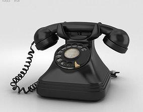 Vintage Phone 3D