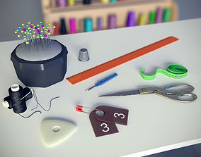 3D Things for tailor shop