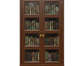 Classic cabinet 05 05 3D model