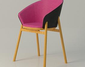 Jacob Nitz chair 3D model