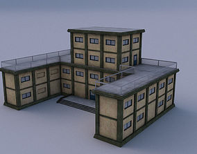 3D model Headquarter 02