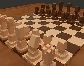 Chess board pieces PRINTABLE