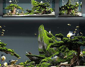 3D model Aquarium snail king