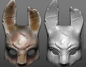 Dead By Daylight The Huntress Mask 3D print model 3