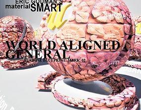 3D World Aligned General Smart Master Materials Mark 02
