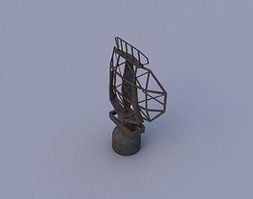 3D asset Radar 05