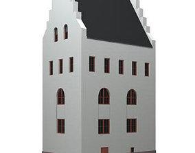 House Tower 3D model