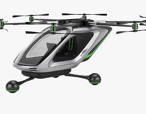 3D Electric Aircraft Concept