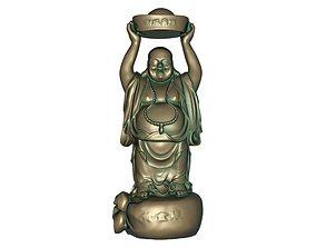 3D print model Maitreya buddhism