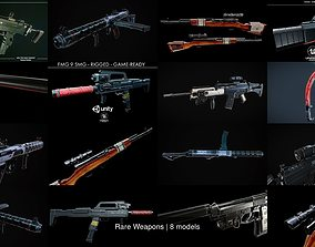 Rare Weapons 3D model