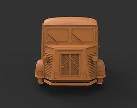 3D print model Citroen H Van 1981