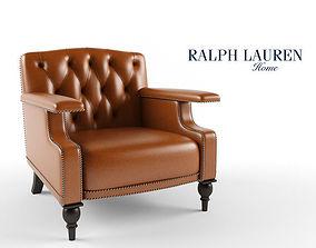 ralph lauren armchair 3D model