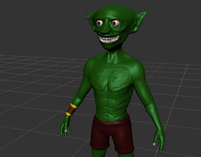print 3D Goblin Demon