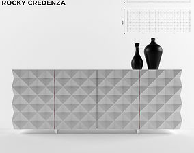 Sideboard nono rocky credenza 3D model