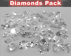 50 Diamond Collection 3D