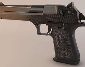 3D model Magnum Desert Eagle