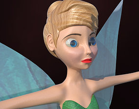 3D model Fairy Character