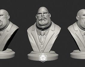 Mafia Boss - Variation B - 3D print model