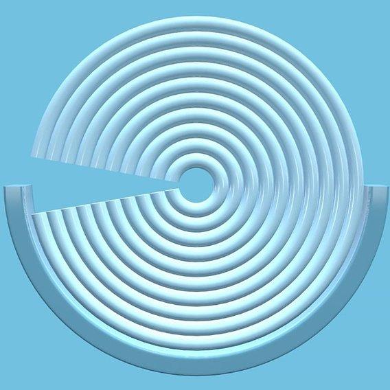 Spiral Rings
