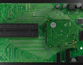 3D model Circuit Board panels