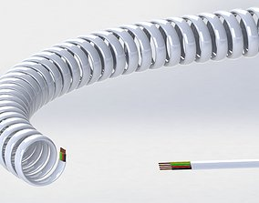 3D Telephone Wire