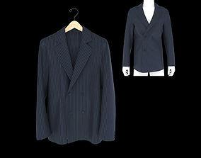 3D model classic jacket