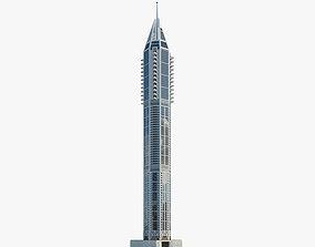 3D model 23 Marina Tower
