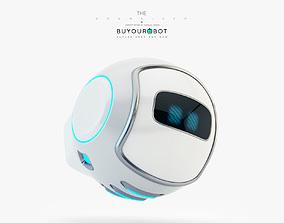 3D Dog walker XIV bot