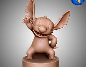 creature Stitch 3d Print Model