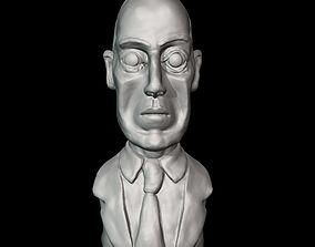 Lovecraft Fantasy Awards 3D print model