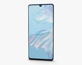 Huawei P30 Pro Breathing Crystal pro 3D model