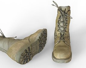 3D Air Force Combat Boot