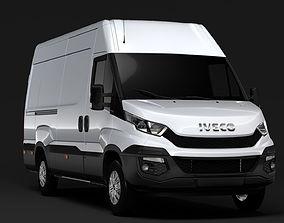 3D Iveco Daily Van L3H2 2014-2016