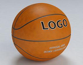 3D Realistic Basket Ball