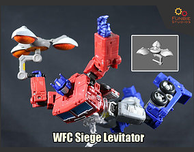 3D print model Transformers WFC Siege Levitator