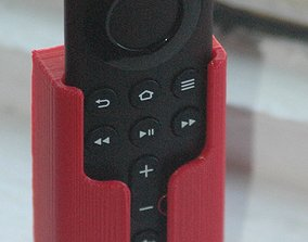 Amazon Firestick Holder 3D print model