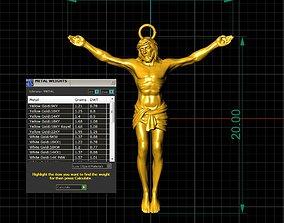 3D printable model health jesus