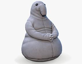 3D model Homunculus Loxodontus Toy