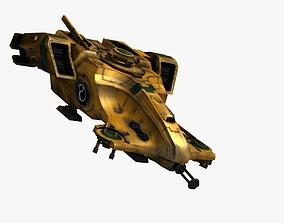 3D model realtime Tau Devilfish APC Dropship
