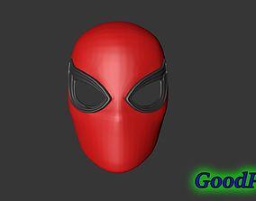Spider-Man Mask v1 3D print model