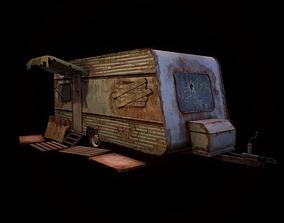 Camper 3D model