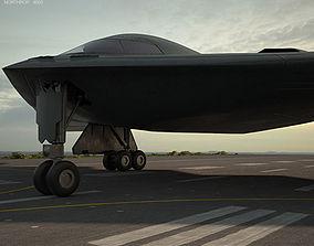 Northrop B-2 Spirit 3D