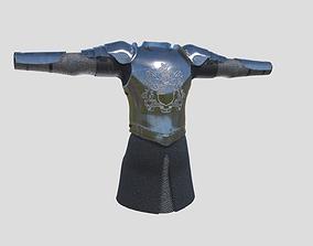 Medieval Armour 3D asset