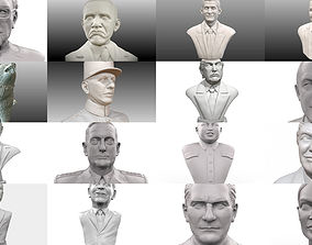Political portraits mega pack 1 3D model