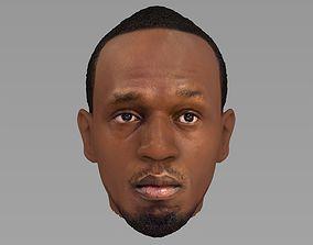 3D Usain Bolt