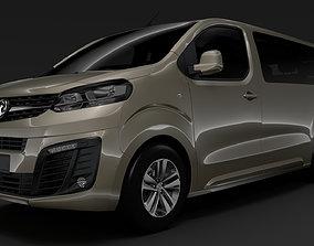 Vauxhall Zafira Life L3 2020 3D