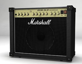 3D Marshall Amplifier