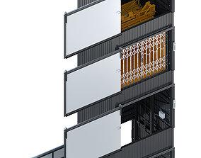 Industrial lift - TELOS ARCHIVE 3D archive