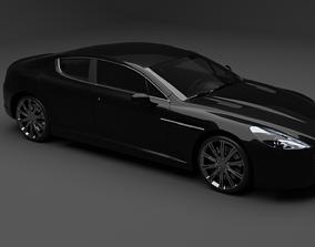 Aston Martin Rapide 2010-2012 3D
